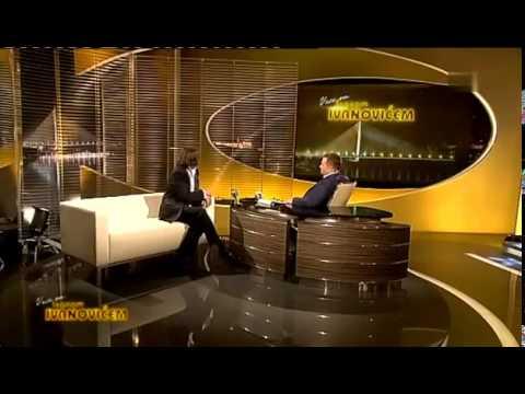 Rambo Amadeus- Vece sa Ivanom Ivanovicem -12 04 2013 -Cela Emisija