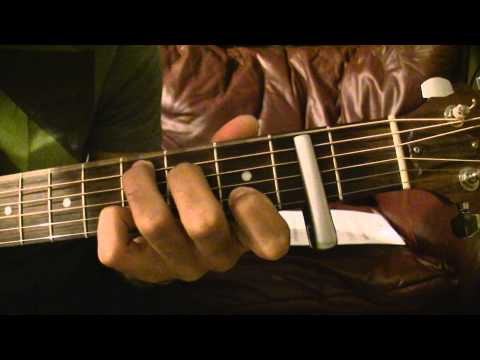 How to play Free - Zac Brown Tutorial (Fingerpicking) 100% CORRECT!