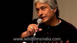 "Ustad Amjad Ali Khan: ""My father introduced a vocal style of the Sarod"""
