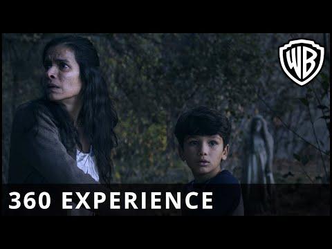 The Curse of La Llorona - 360 Experience - Official Warner Bros. UK