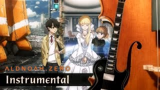 Aldnoah Zero Ending 2 (Cover) - Instrumental Version アルド…