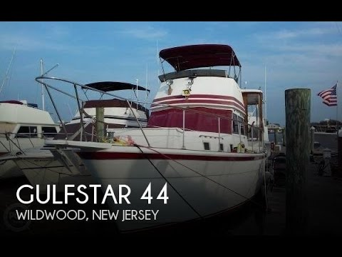 [UNAVAILABLE] Used 1978 Gulfstar 44 in Wildwood, New Jersey