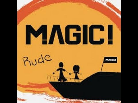 Magic-Rude Lyrics