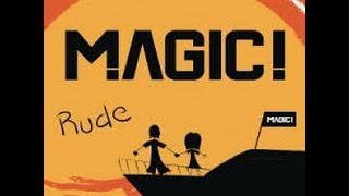 Magic-Rude Lyrics