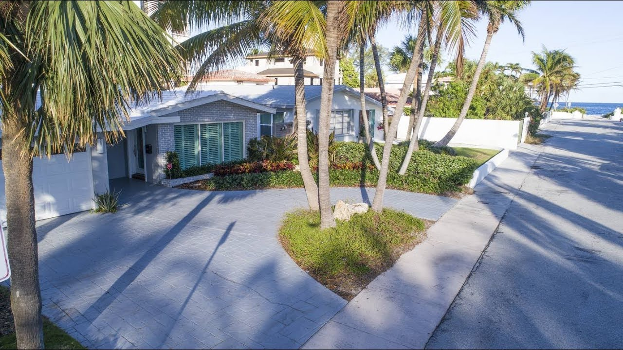 Luxury Homes For Sale | Real Estate | 3319 Northeast 18th Street Fort  Lauderdale, Florida