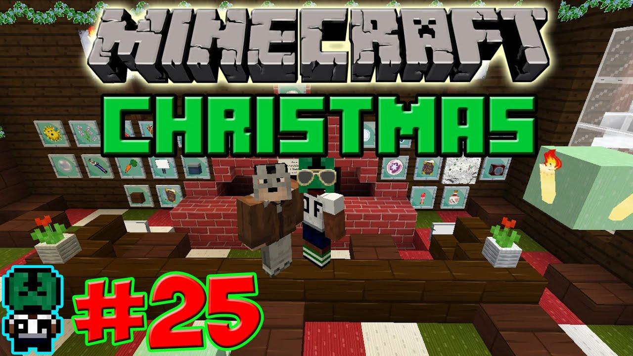 Christmas Calendar Minecraft Download : Minecraft christmas calendar adventure youtube