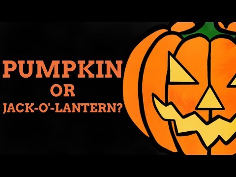 Why Are Carved Pumpkins Called Jack-O'-Lanterns?