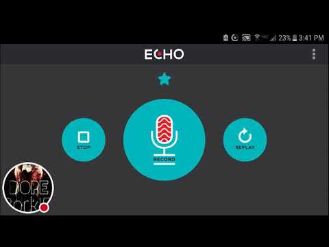 How To Make Your Voice Echo In Kinemaster