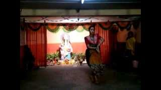 Folk dance on chhata dhoro go deora