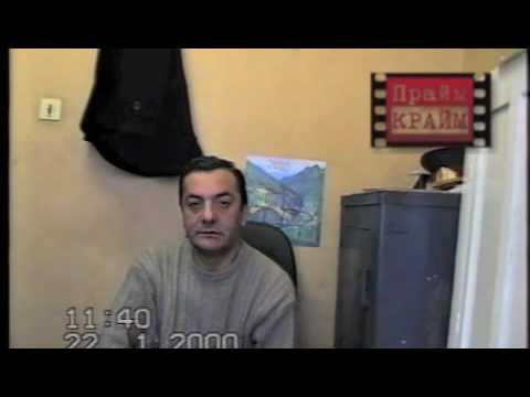 вор в законе Элгуджа Дигмелашвили (Гуджа) 22.01.00 Тбилиси