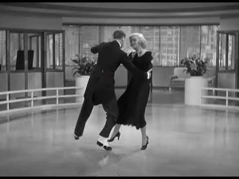 """SWING TIME ('36): """"Pick Yourself Up"""""""