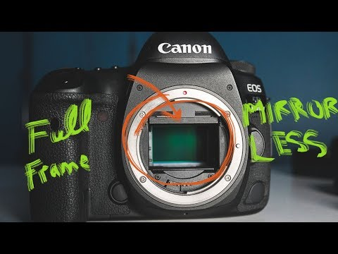 Monday Live: Canon & Nikon Full-Frame Mirrorless Rumours? Sony News ...