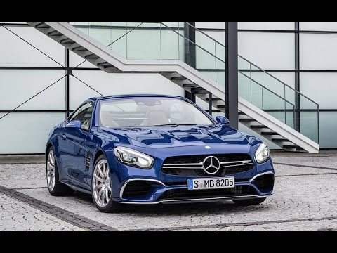 2017 mercedes amg sl 65 mercedes sports car mercedes for Mercedes benz sports car amg