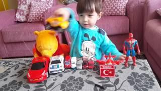 Selim Kaan'ın oyun dünyası