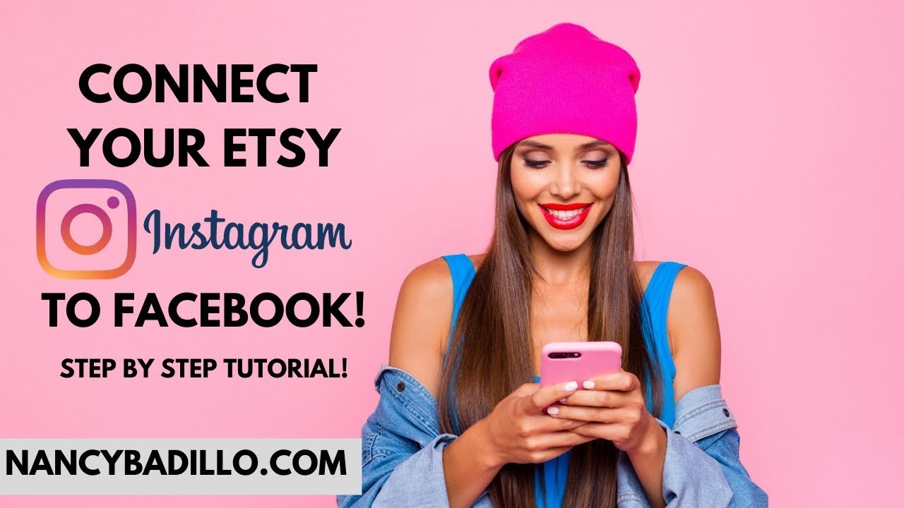 How To Promote Your Etsy Shop With Instagram | Etsy Marketing | Etsy Tips