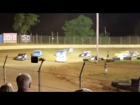 Florence Speedway $5k super late model feature start
