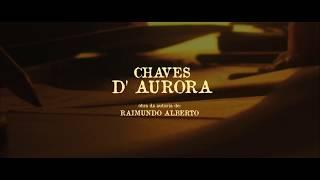 capa de Chaves D'Aurora de Raimundo Alberto