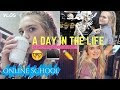 A DAY IN THE LIFE OF AN ONLINE SCHOOL STUDENT // vlog #3