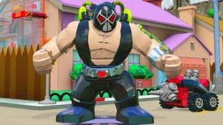LEGO Dimensions - Bane + Drill Driver Showcase (All 3 Versions)