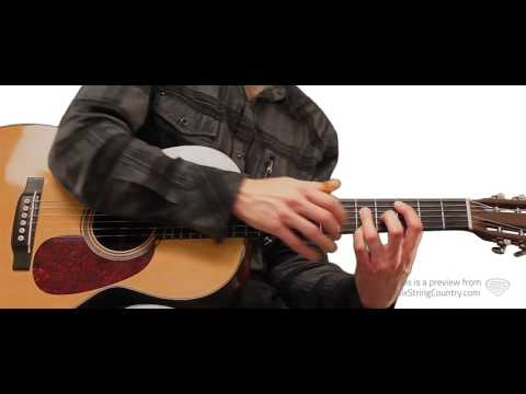 Swing Low,, Sweet Chariot - Sean Weaver - In the Style of Chet Atkins