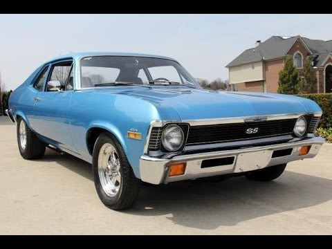 1971 Chevrolet Nova For Sale