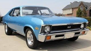1971 Chevrolet Nova For Sale