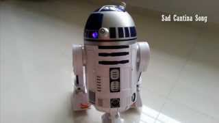 Interactive Star Wars R2d2 - Music, Sound & Easter Eggs