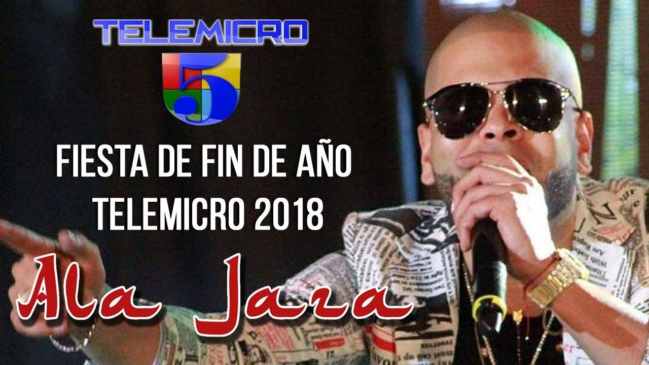 Ala Jaza - Fiesta De Fin De Año Telemicro 2018