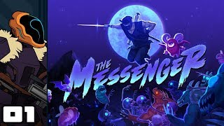 Let's Play The Messenger - PC Gameplay Part 1 - Giving Ninjas A Second Chance