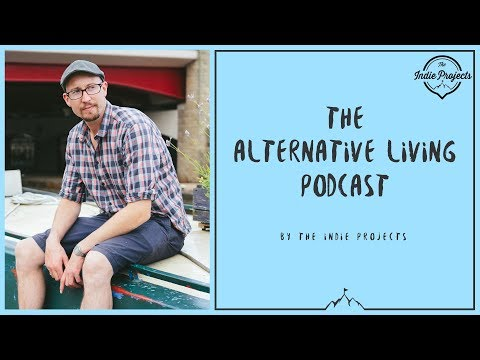 #01 Living, Working and Travelling on a Narrowboat Full-Time with Robbie Cumming - PODCAST