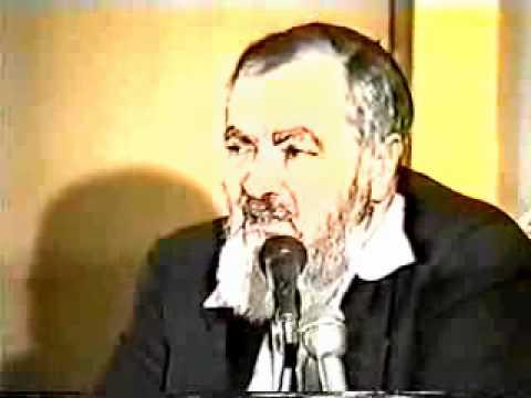 Rabbi Meir Kahane against Michael Lerner (6/9)