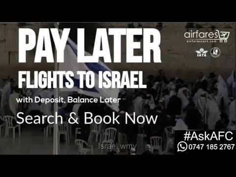 Cheap Flights To Israel