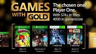 May 2017 Xbox Games With Gold -  Trailer  2017