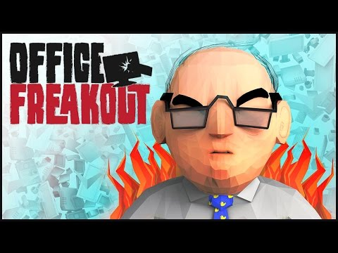 Office Freakout Review | Office Rage Destruction | Office Freakout Gameplay