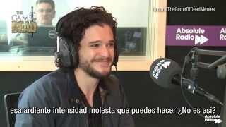 ENTREVISTA: Kit Harington habla de su audición para GoT (Subtitulado)