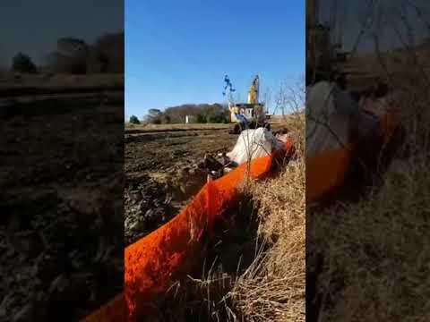 Rover Pipeline worker