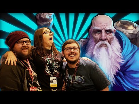 DECKARD CAIN HAD METEOR?!  PAX East Developer Interview  Heroes of the Storm