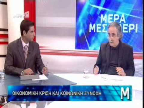 Dr Antonis St. Stylianou on ANT1 TV, 19/10/2012