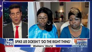 Diamond and Silk response to Spike Lee Comments & Muller Investigation