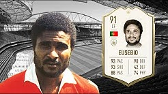 FIFA 20: EUSEBIO 91 PLAYER REVIEW I FIFA 20 ULTIMATE TEAM