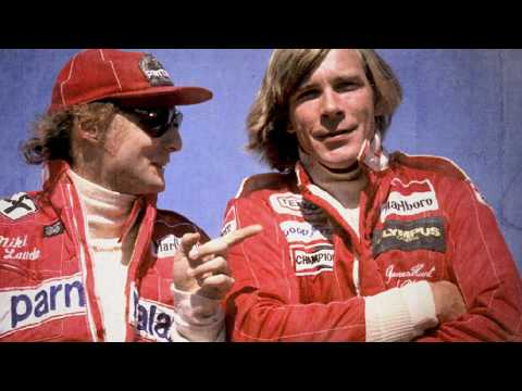 A look at the history behind the movie Rush