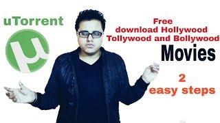 Latest HD movies free में कैसे download करे Torrent से ( Hollywood Tollywood and Bollywood)