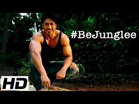 #BeJunglee | Vidyut Jammwal | Junglee | Junglee Pictures