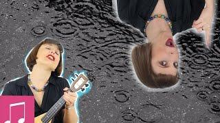 Songs for Kids - Lyrics - It's Raining with Alina Celeste - Learning English -  Kids Songs