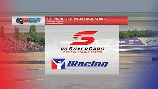 iRacing Official V8 Supercar Series - Round 2, Sonoma