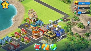Offline!! City Island 5 Tycoon Building Simulation Gameplay Android screenshot 1