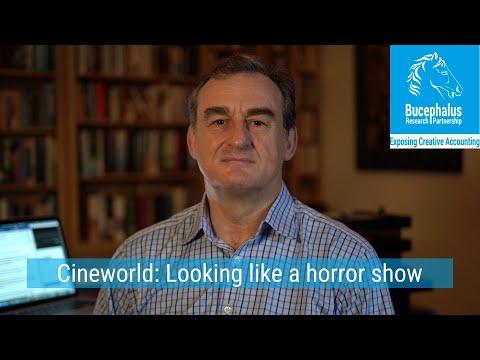 Cineworld: Looking Like A Horror Show