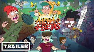 Alpha Betas - Official Trailer