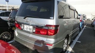 Toyota Alphard 2003 MS - RF0003