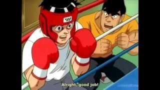 Ippo vs Miyata - Sparring [Eng Sub]